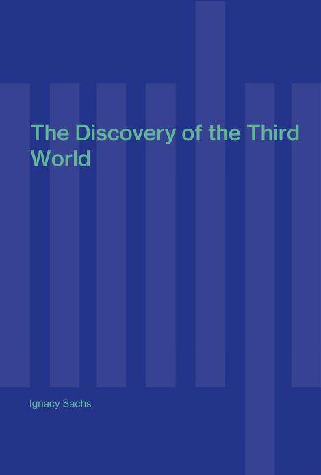 The discovery of the Third world by Ignacy Sachs